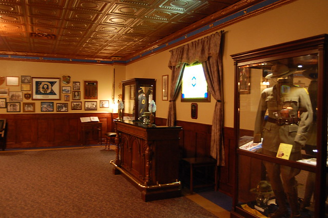 Chemical Corp Regimental Room