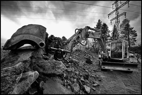 Digging The 16mm :0) by Davidap2009