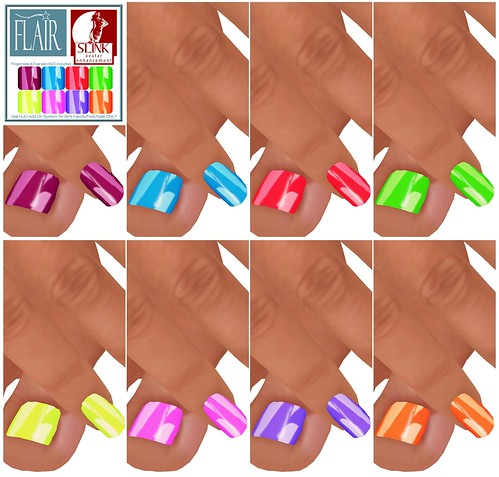 Flair - Nails Set 90