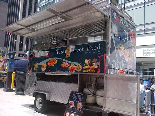 Thai Street Food on 43rd and 6th