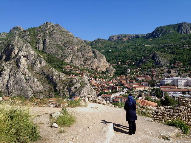 Overlooking Amasya