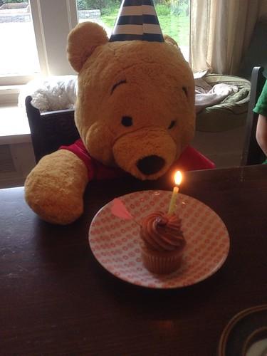 it's pooh's birthday! by telfandrea