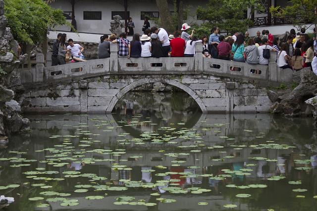 Lion Grove Garden in Suzhou