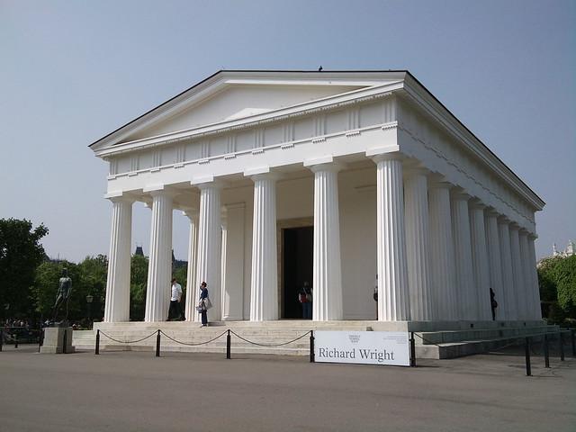 Theseus Temple, Vienna