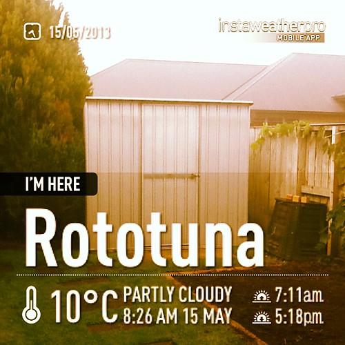 #anz23mthings #thing2 #weather #instaweather #instaweatherpro  #sky #outdoors #nature  #instagood #photooftheday #instamood #picoftheday #instadaily #photo #instacool #instapic #picture #pic @instaweatherpro #place #earth #world #rototuna #newzealand #day