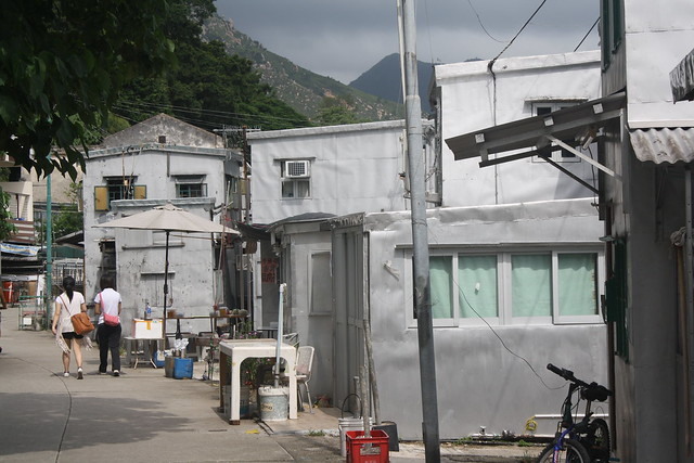 Homes in Tai O