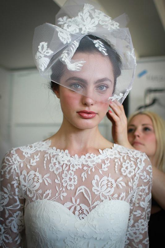 Oscar de la Renta Bridal 2014 - 81