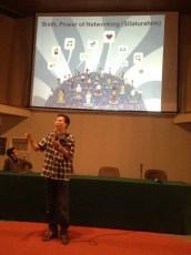 Seminar Mengoptimalkan Passion dalam Bisnis @ PSJ UI