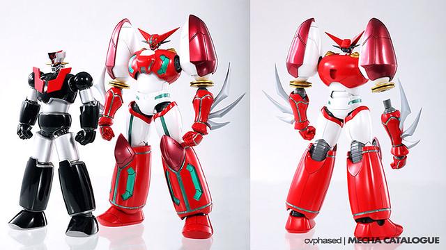 Super Robot Chogokin Shin Getter 1