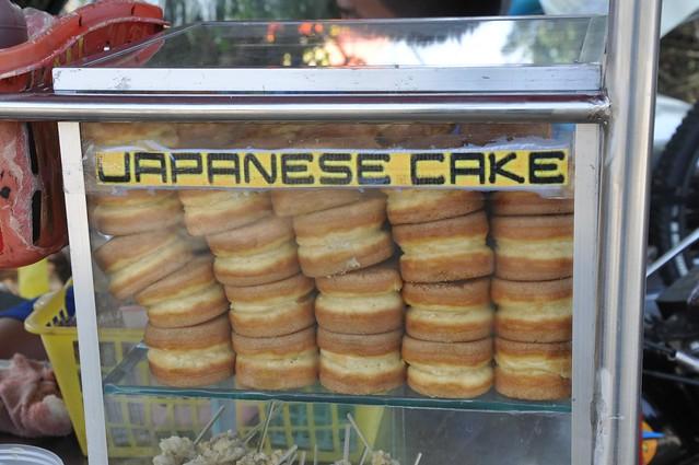 Filipino Japanese Cakes