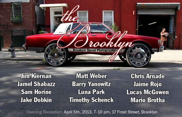 theBrooklyn - Show Invite