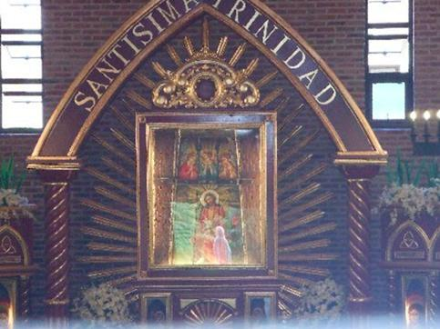 Blessed Virgin Mary Kneeling