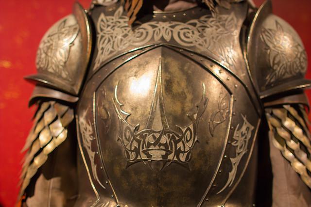Kingsguard (Jaime Lannister) armor!