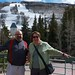 Michael and I At Vail, CO, April 25, 2013