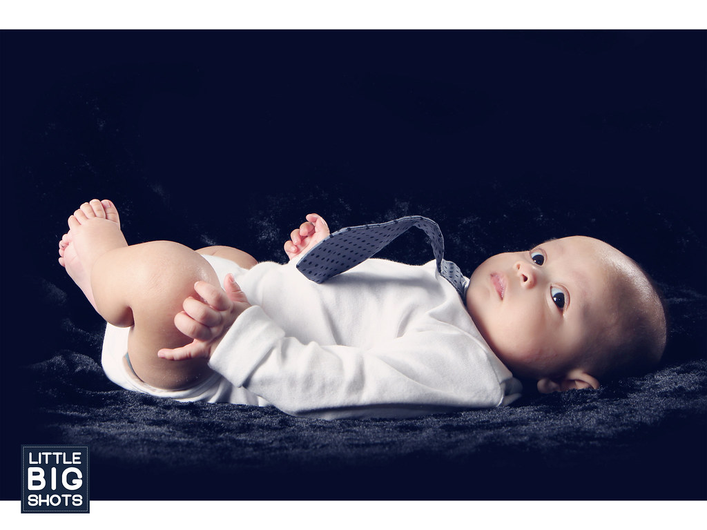 Introducing Zafri | Baby Studio Portraiture