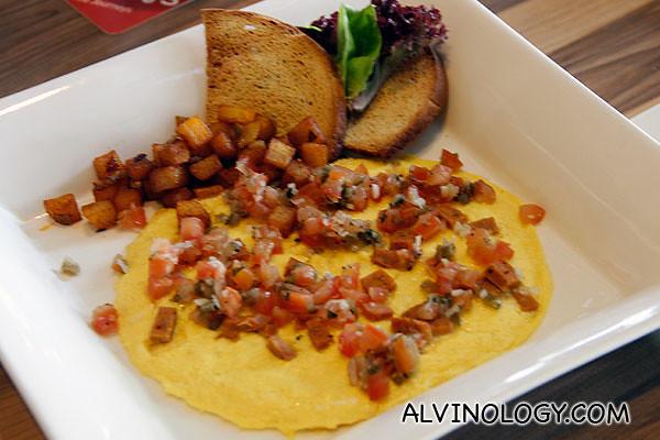 Spanish Omelette ($10+)