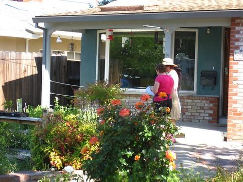 First Tourists - Bay Friendly Garden Tour