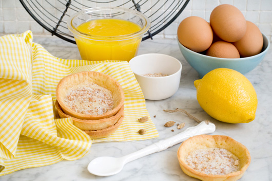 Lemon Meringue Tarts Recipe
