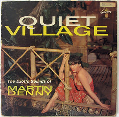 Martin Denny - Quiet Village (Collage LXIII)