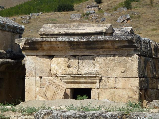 Turquie - jour 12 - De Kas à Pamukkale - 104 - Hierapolis