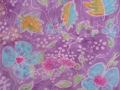 Handmade Batik Print
