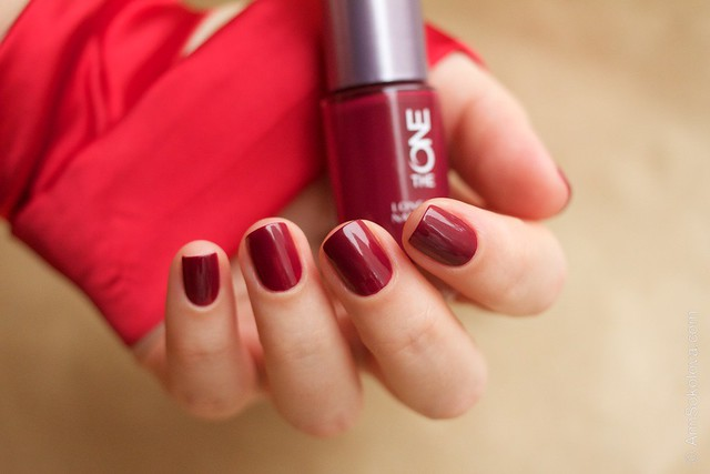 08 Oriflame The One Ruby Rouge