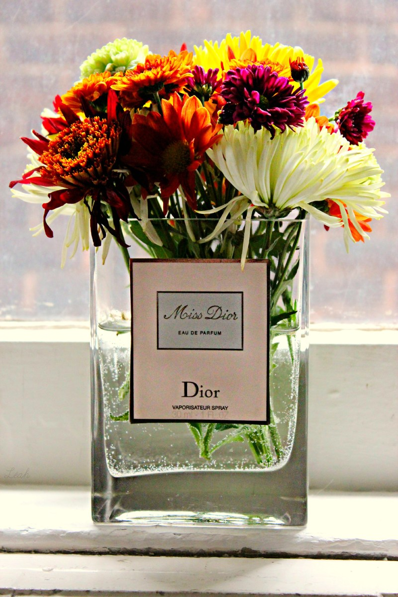 Get a giant perfume bottle vase without cutting glass offbeat miss dior reviewsmspy