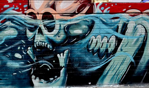 Manchester Street ARt by Angela Seager