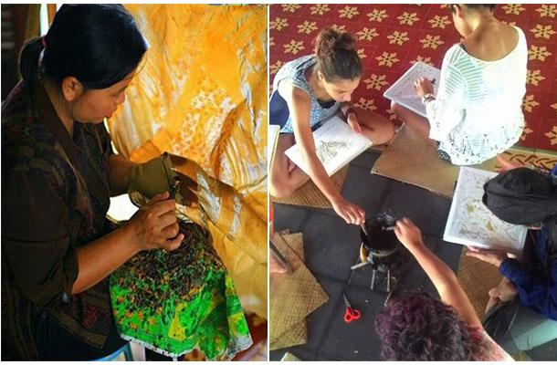 Workshop Batik