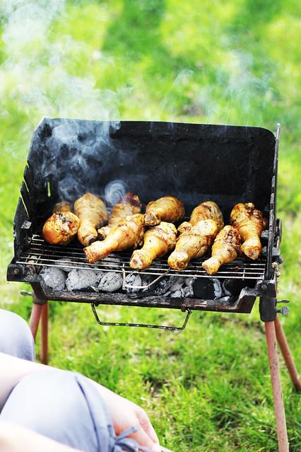 start grilling