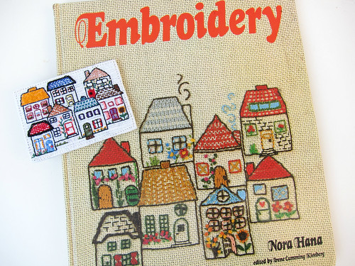Retro embroidery inspiration