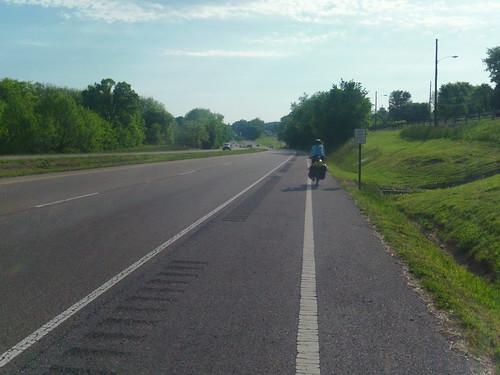 11W bike lane