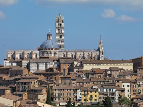 Duomo di Siena Cathedral, Tuscany, Italy