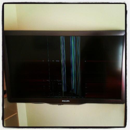 La tele....