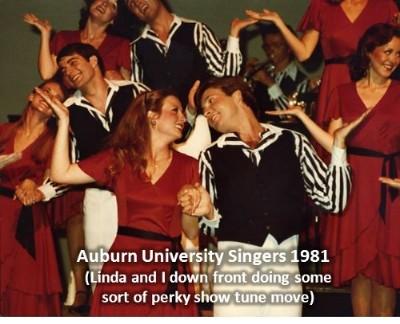 AU Singers 1981