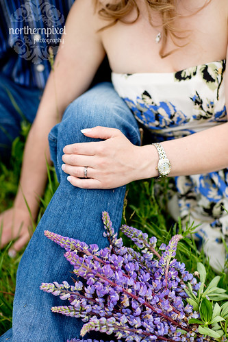 Northern Pixel Photography Engagement Couple Romantic