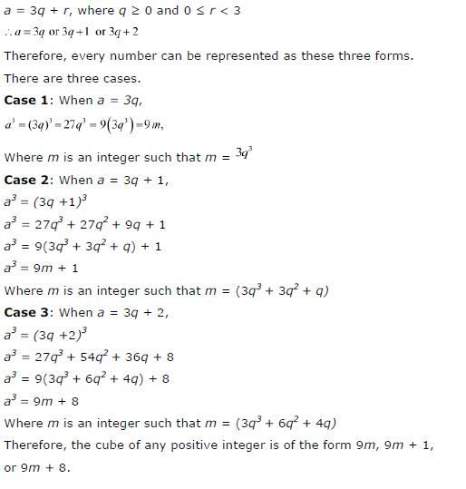 NCERT Solutions For Class 10th Maths Chapter 1 Real Numbers Download 2018-19 New Edition PDF