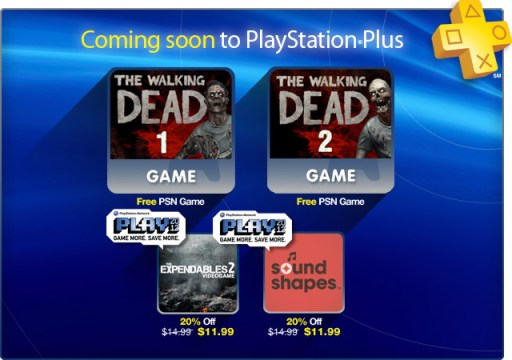 PS Plus update 7-30-2012