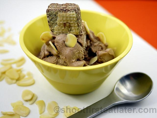brownie batter frozen custard