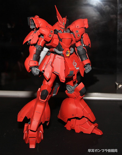 GOGO Studio Reckless 1-144 Version Sazabi Prototpe Pictures (23)