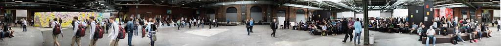 re:publica 2012 #rp12 Pano
