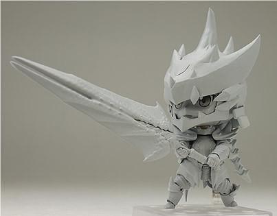 Nendoroid Lagia X Series Equipment Hunter