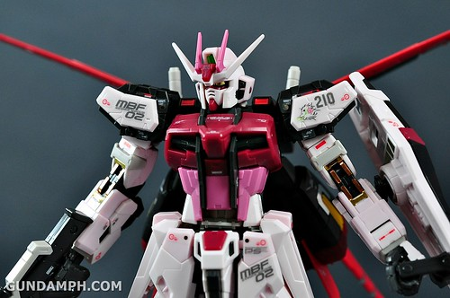 RG Strike Rouge EXPO Limited Real Grade OOTB Snap Fit Review (139)