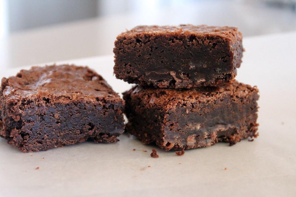 cook's chewiest brownies