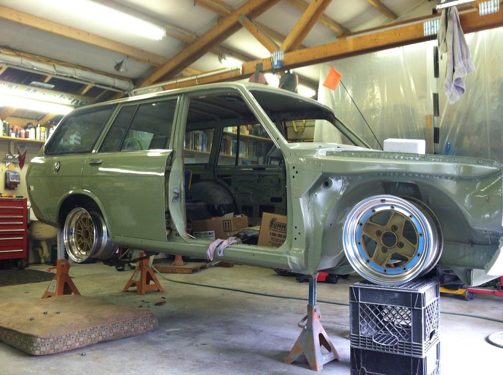 SSR Wagon