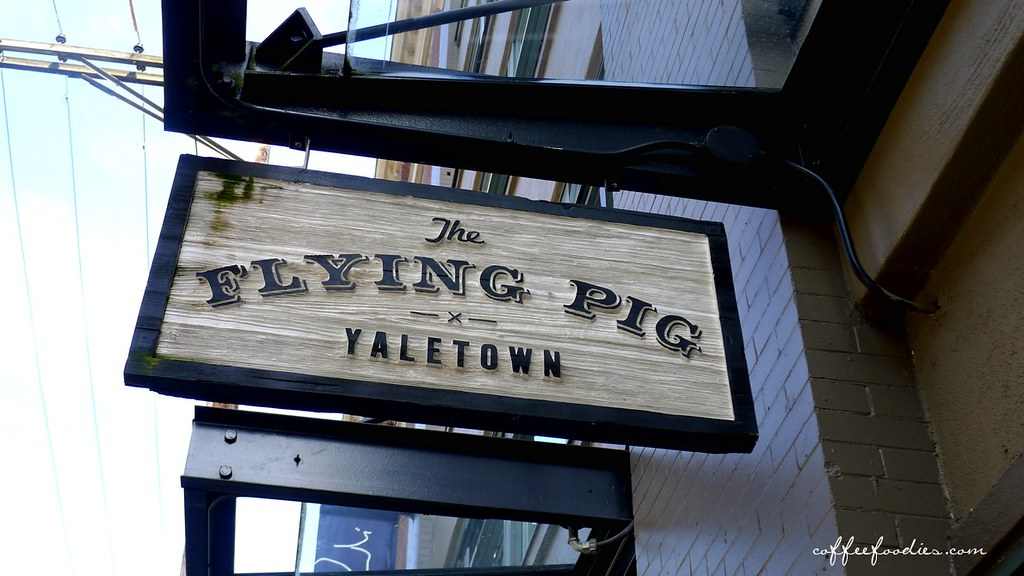 The FLYING PIG Yaletown Vancouver  00007