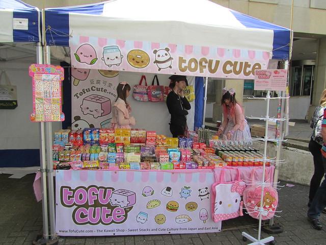 Tofu Cute, Brighton Japan Festival 2012
