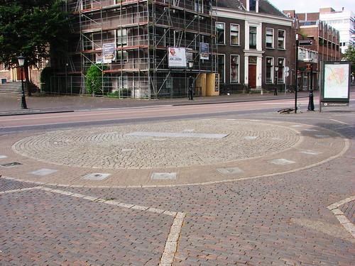 Janskerkhof Sundial