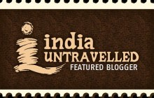 India Untravelled Travel Blogger