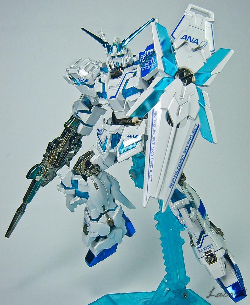 HG Unicorn Gundam NT-D (ANA Ver.)